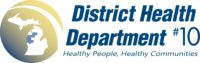 District Health Department 10 Logo
