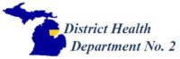 District Health Department 2 Logo