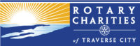 Rotary Charities of TC logo